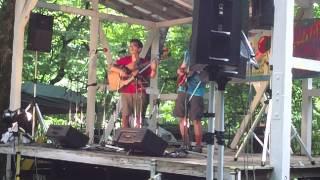 Guitar&Mandolin Duo 僕PiezowとMandolinの名手 竹内氏の2013年8月24日1...