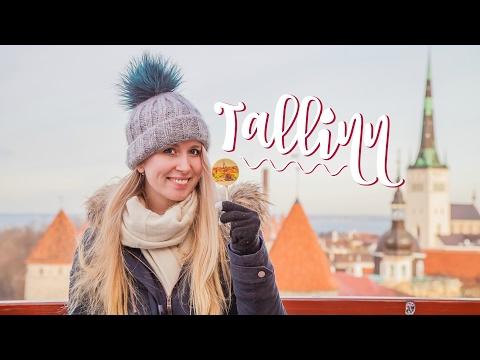A Day Trip to Tallinn