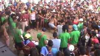 Semana Santa 2015 playa el yaque  - Samba Show Oriental Margarita. #Dia 3