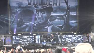 Volbeat - Dead But Rising Live at Download 2014