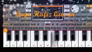 Lagu Hafiz Qur'an Not piano