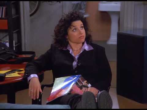 Sex with elaine from seinfeld