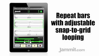 "Jammit ipad iphone app Rush Video YYZ ""learn to play piano"""