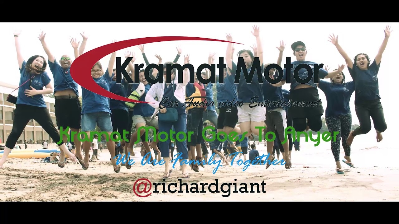 Download Kramat motor goes to anyer 2018