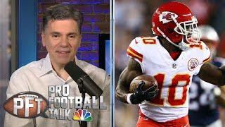 Download PFT Overtime: Tyreek Hill's future, Ezekiel Elliott's mixed signals | Pro Football Talk | NBC Sports Mp3 and Videos