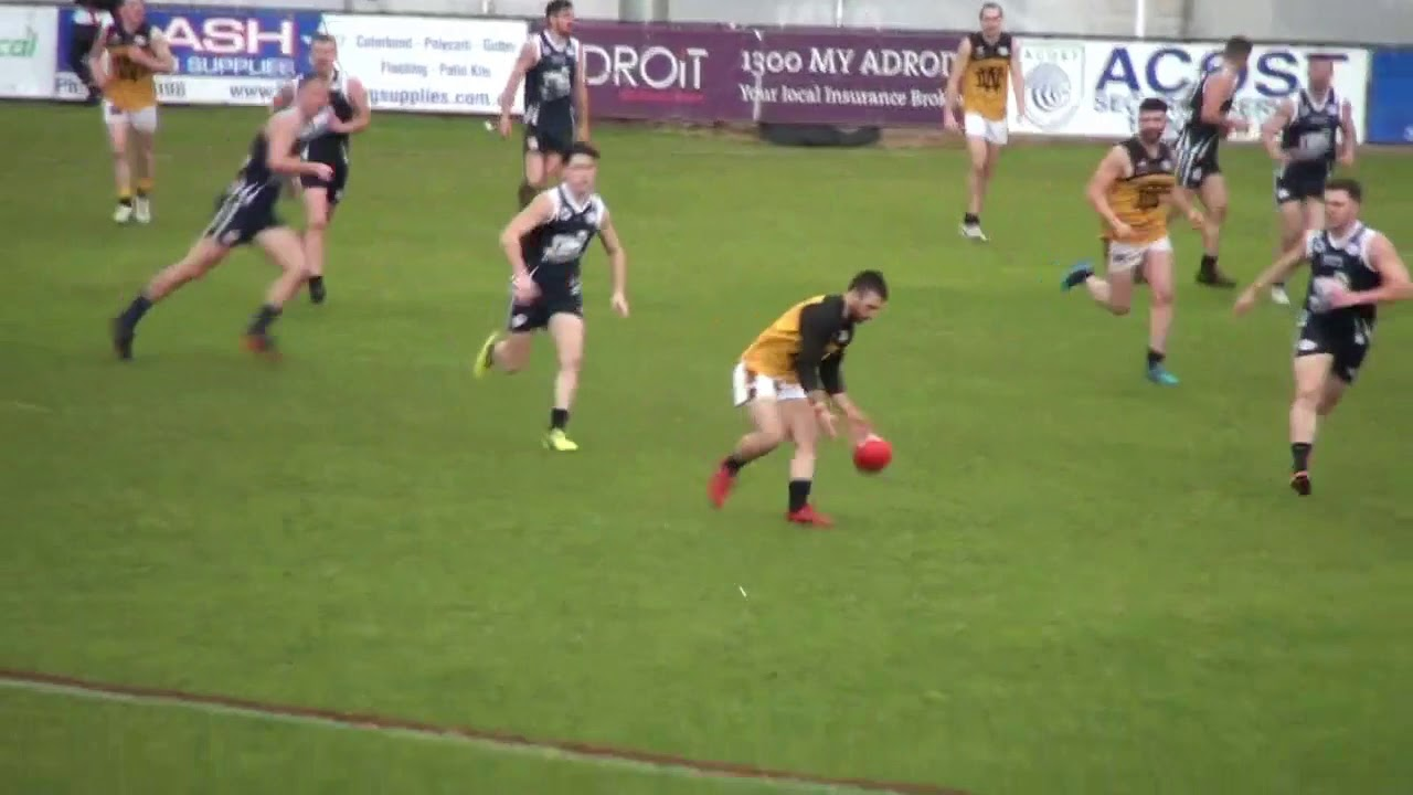 EF  Werribee District FWD Turnovers