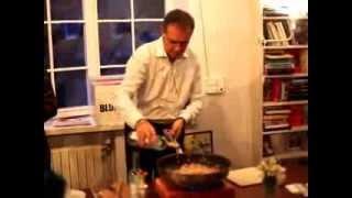 Семинар по Римской кухне в рамках презентации языковой школы DILIT