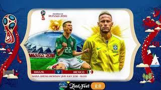 vuclip مشاهدة مباراة البرازيل والمكسيك بث مباشر Brazil vs mexico Live اليوم في كأس العالم