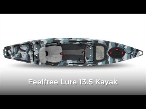 ACK: ICAST Review 2014 Kayaks
