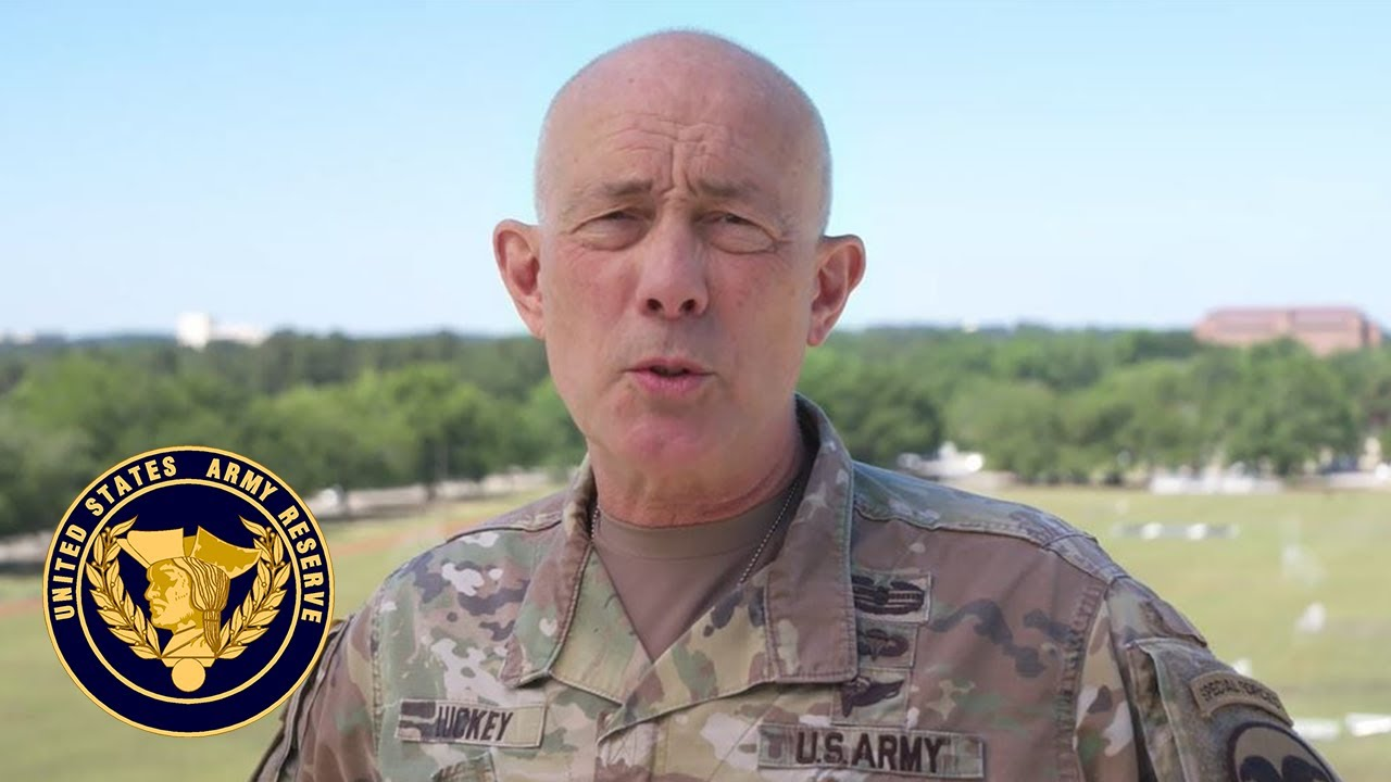 America's Army Reserve is in peak training season. Lt. Gen. Charles D. Luckey, chief of Army Reserve and commanding general, U.S. Army Reserve Command, reminds Soldiers to maintain safety standards, discipline, and the expectations of field craft while honing skills essential to being part of the most capable, combat-ready, and lethal federal reserve force in the history of the nation.