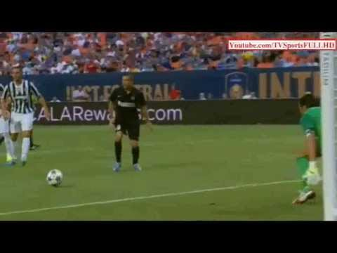 [HD] Juventus 0 - 1 Inter de Milan (Goal Ricardo Alvarez min 28) Champions Cup