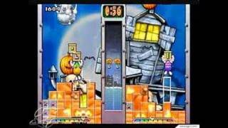 Egg Mania: Eggstreme Madness GameCube Gameplay - Spooky