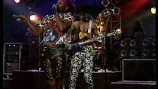 Should I Stay or Should I go- Living Colour