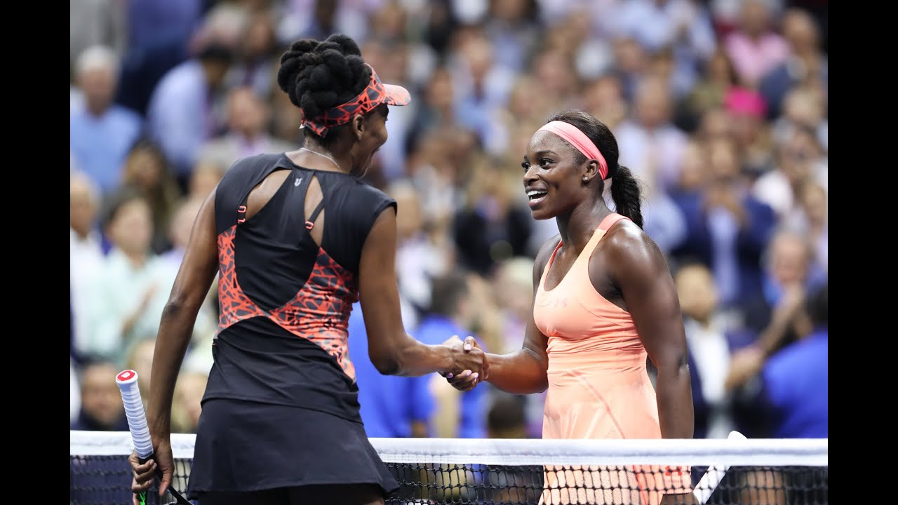 Here's what Sloane Stephens said about Venus Williams days before defeating her in the US Open