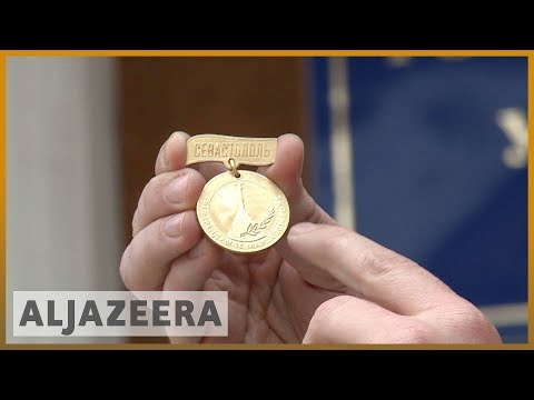🇷🇺 Crimea votes in Russian election for first time | Al Jazeera English