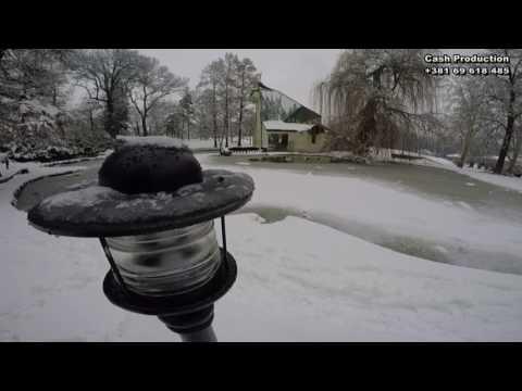 INTERMEZZO: Vrnjačka Banja - Jezero GoPro Full HD 1080p (ZIMA - WINTER 2017)