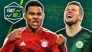 Fakt ist..! Frankfurt-Serie gerissen! Luft für Stuttgart! Bundesliga Rückblick 13. Spieltag 18/19