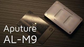 Pocketable LED Light! Aputure AL-M9 Quick Review