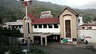 Kathgodam Railway station - काठगोदाम रेलवे स्टेशन
