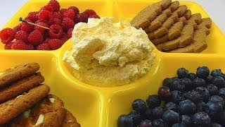 Betty's Pineapple Pudding Dip