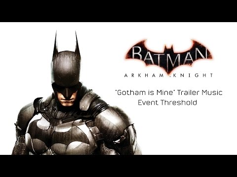 Batman: Arkham Knight - Event Threshold [