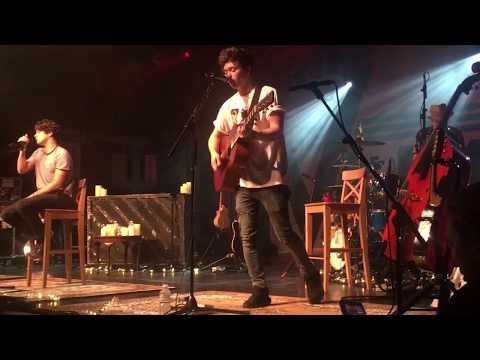 The Vamps - Paper Heart - Sheffield O2 Academy 2017