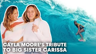 Cayla Moore's Surprise Tribute To Carissa After She Wins Her 4th WSL World Title | Family Matters