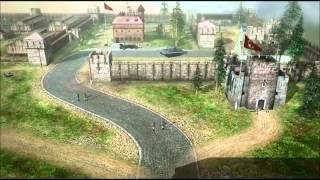 Rush for Berlin Western Allies cutscene 5-1