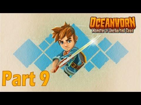 Oceanhorn MoUS Part 9 | Rodgar The Great Chronicler