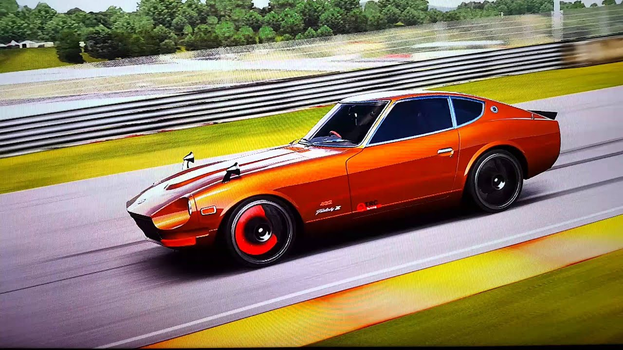 forza 4 nissan fairlady z 432 39 1969 1008 ps youtube. Black Bedroom Furniture Sets. Home Design Ideas