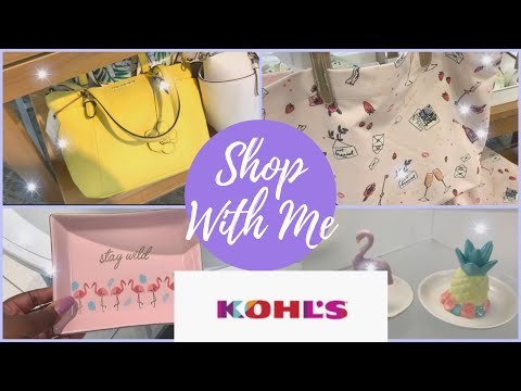 Shop With Me At Kohl's Purses