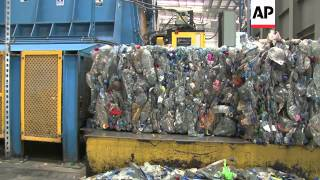 UAE major recycling programme