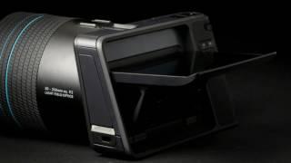 видео Lytro представила камеру Illum