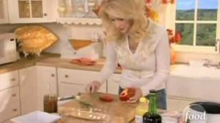 Sandra Lee - Toasted Corn-sweet Onion Salad