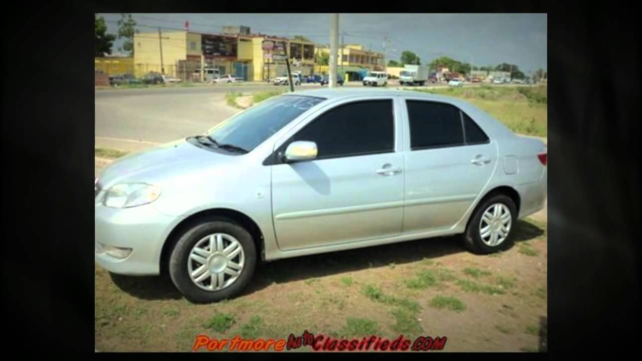 used cars in jamaica - toyota vios 2005 for sale - youtube