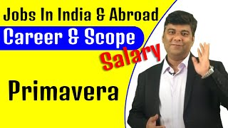 Primavera Jobs For Civil Engineer & Career Scope with Salary in India & Abroad Primavera Training