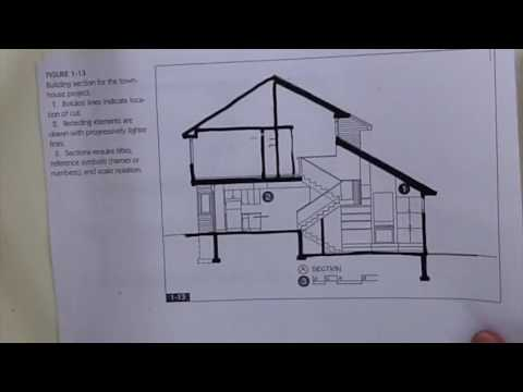 Plan Section Drawings Youtube
