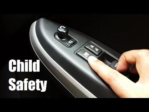 Maruti Suzuki Baleno : Features Part 3 : Child Safety