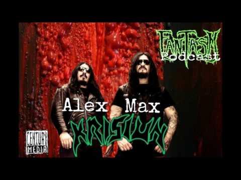 Alex and Matt of KRISIUN Interview