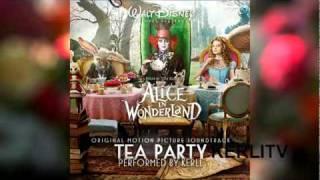 Саундтрек Алиса в стране чудес - Tokio Hotel и Kerli
