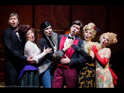 Szampan i Strauss! Premiera