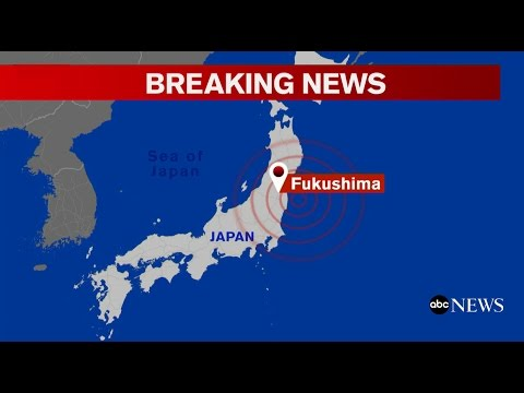 Japan Earthquake | Tsunami LIVE Stream