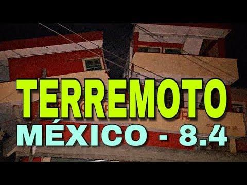 """URGENTE I TERREMOTO 8.4 en México: ALERTA de Tsunami, """"Luces en el cielo"""" y Suspenden clases Estados"""