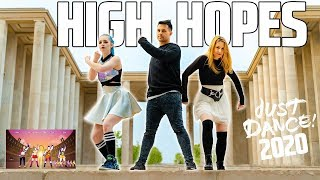 Just Dance 2020 HIGH HOPES Panic! At The Disco | Full gameplay w/ LittleSiha & Jayden Rodrigues