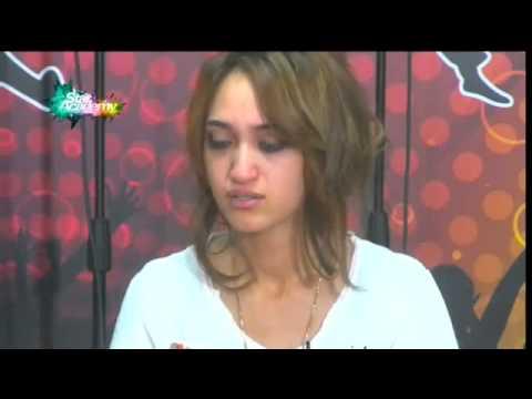 اخبار ستار اكاديمي 9 الصنارة نت بكاء زينب بسبب مرض والدتها
