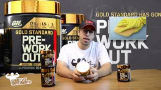 Gold Standard Pre Workout by Optimum Nutrition Review