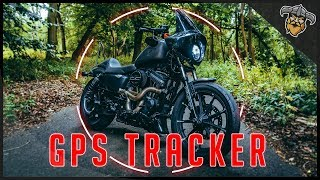 PROTECT YOUR MOTORCYCLE - Motorcycle GPS Tracker