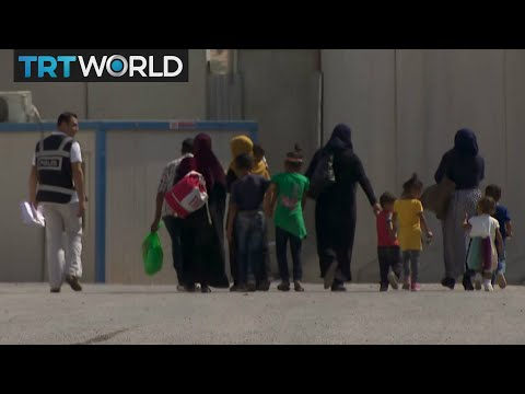 The War in Syria: Refugees in Turkey differ on ever going back