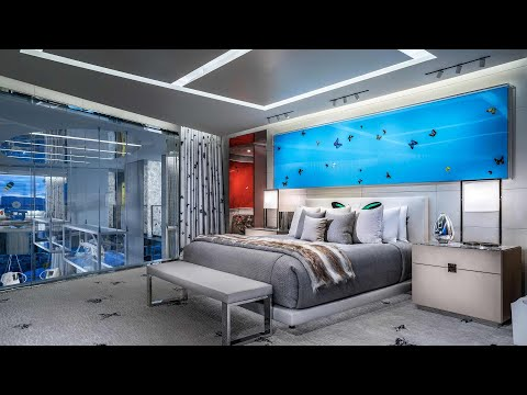 This Suite Costs $100K Per Night! LV Palms' Empathy Suite Named One Of 'World's Greatest Places'