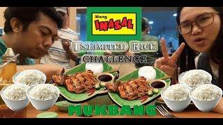 unli rice challenge